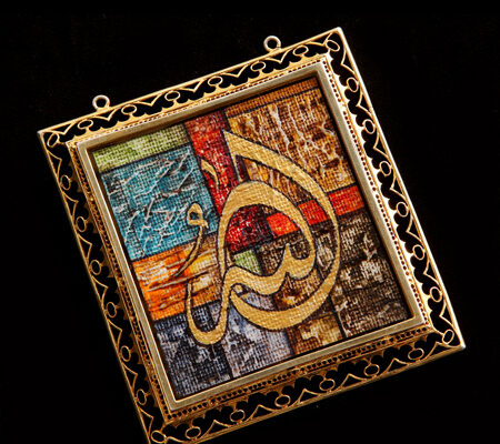 Pendant Handcrafted